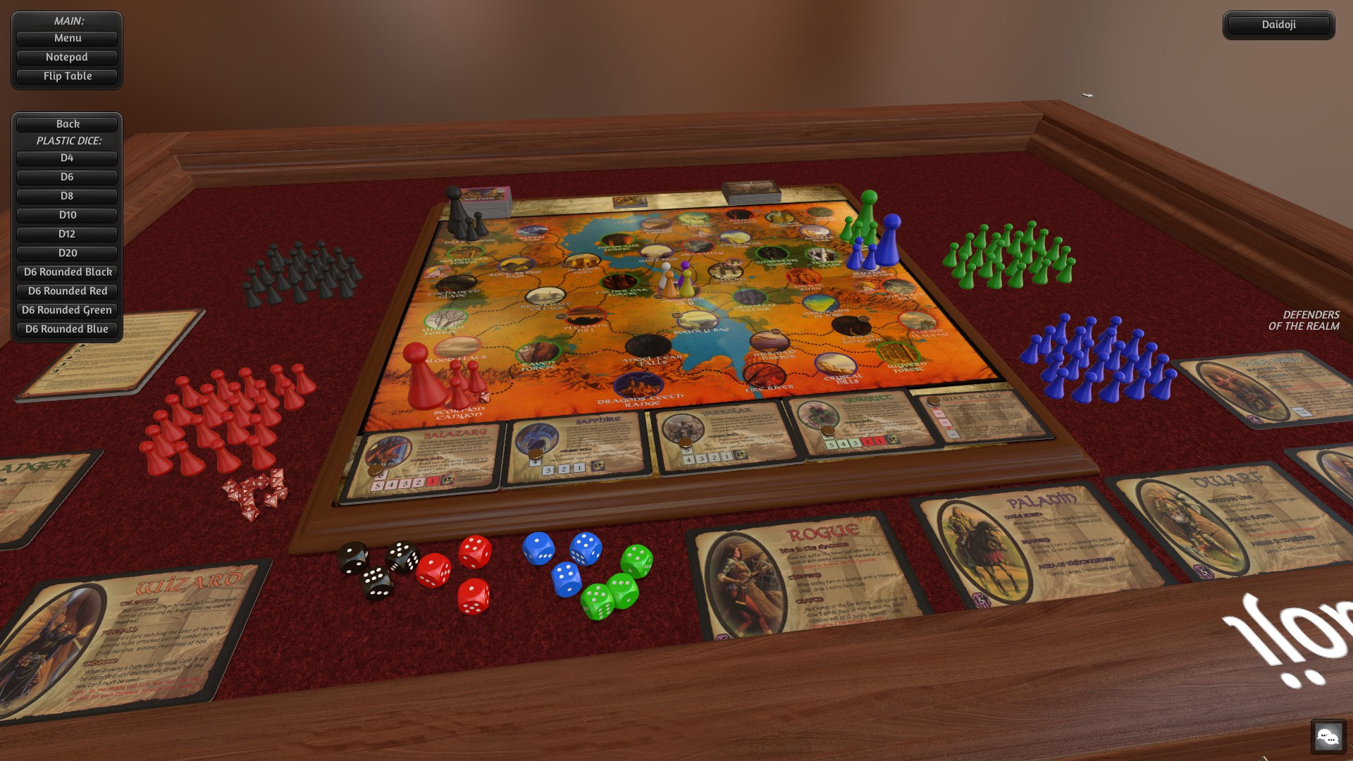 games for tabletop simulator
